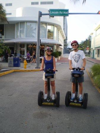 Bike and Roll Miami: Lincoln Mall