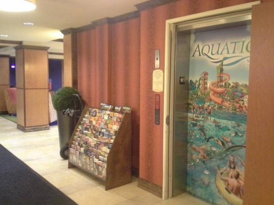 Fairfield Inn & Suites by Marriott San Antonio SeaWorld/Westover Hills: elevator
