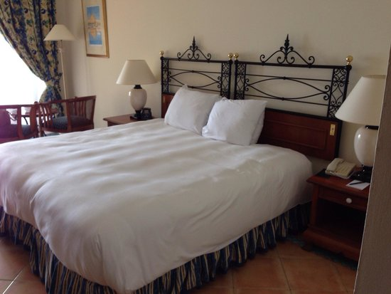 Hilton Malta: La chambre vue sur mer