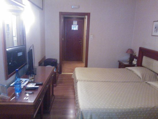 Hotel Tzaki : Δωμάτιο 2