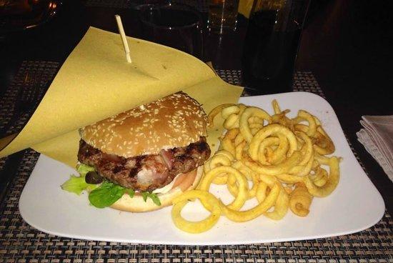 Red Beef: Menù Hamburger