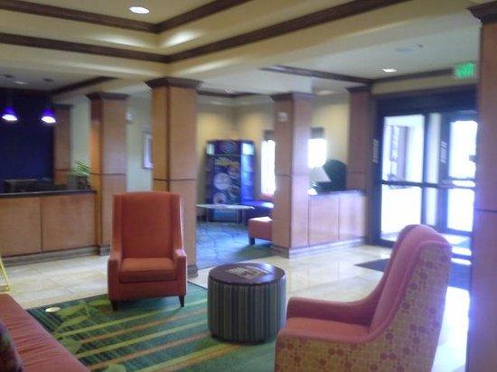 Fairfield Inn & Suites by Marriott San Antonio SeaWorld/Westover Hills: nice
