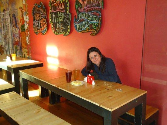 Pariwana Hostel Cusco: Restaurante.