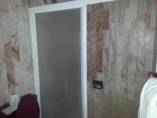 Villas Marlin: shower