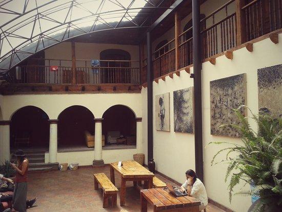 Puerta Vieja Hostel: Puerta vieja