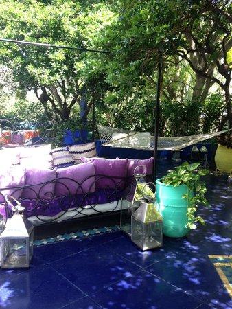 Shore Club South Beach Hotel: Some of the decor