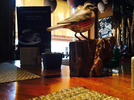 Negev Gastronomy & Art : Table