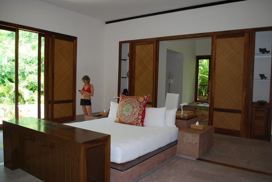 Imanta Resort: A view of the room