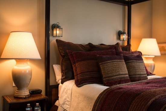 Victoria Inn : Bed