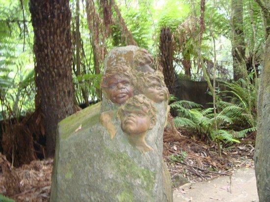 William Ricketts Sanctuary: William Rickett Sanctuary