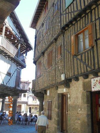 Abadia de Los Templarios: La Alberca