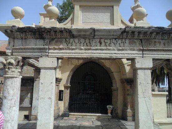 Basílica de Santa Eulalia: basilica