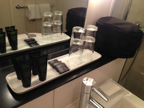 Hotel OTTO: Bathroom Selection