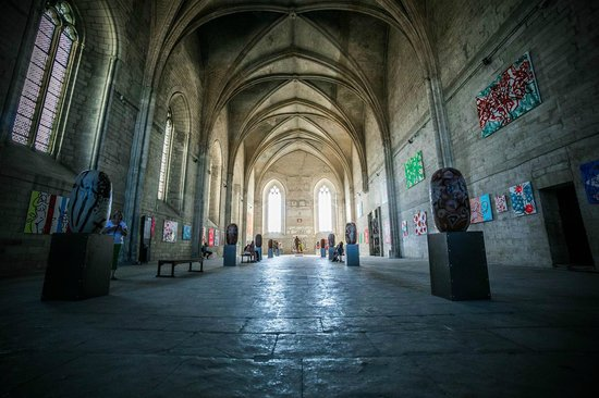 "Pope's Palace (Palais des Papes): ""New"" Palace"