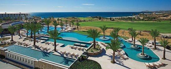Secrets Puerto Los Cabos Golf & Spa Resort: Main pool