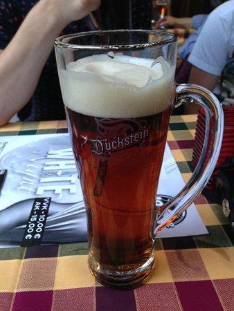 Jagger: Beer!