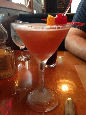 """Caldwell House Restaurant: The """"Lazy Day"""" Martini"""