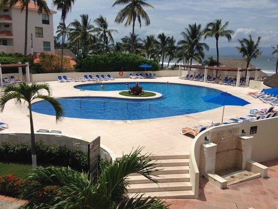 Occidental Nuevo Vallarta : Adult pool