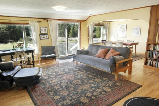 The Anchorage Cottages : Great living space