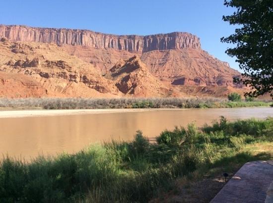 Sorrel River Ranch Resort and Spa: Colorado River