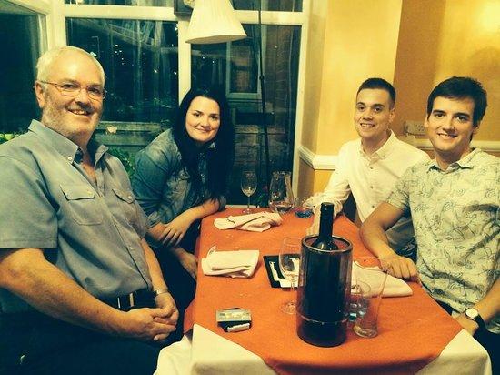 Na Lampang: family dinner