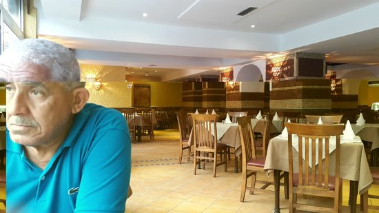 BEST WESTERN Odyssee Park Hotel : restaurant