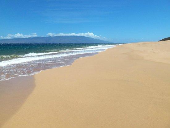 Hotel Lanai : Polihua Beach