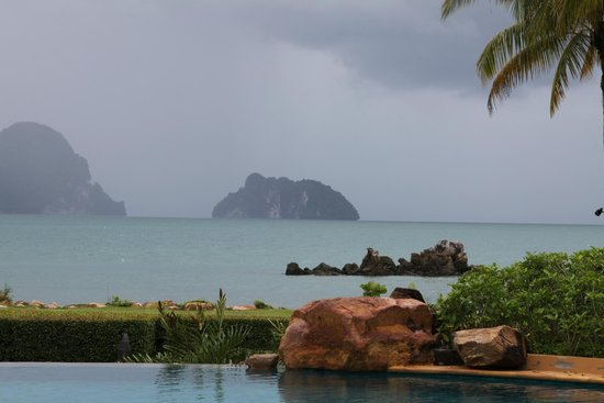 Phulay Bay, a Ritz-Carlton Reserve: view from the grounds