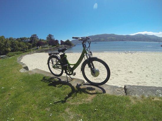 Glenfalloch Green Bikes Macandrew Bay 500 Metre Ride