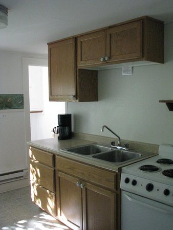 Bayview, ID: Kitchen