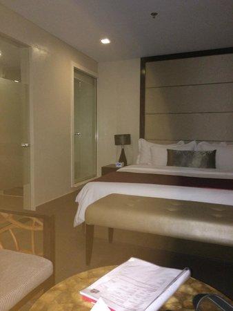 Goldberry Suites & Hotel: Номер