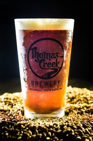 Thomas Creek Brewery Tour