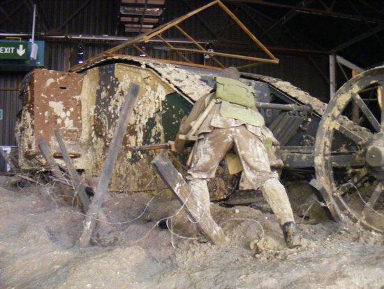 The Tank Museum : tank mock uo