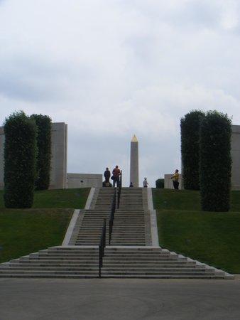 National Memorial Arboretum : the main memorial