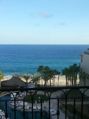 Hilton Los Cabos Beach & Golf Resort : Ocean view Room