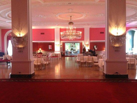 The Greenbrier : Ballroom