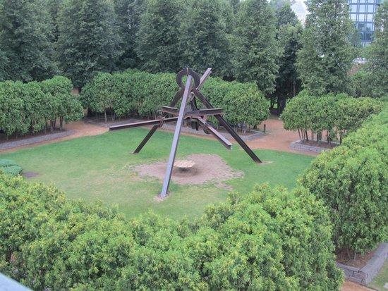 Spoon Cherry In Minneapolis Sculpture Garden Picture Of Minneapolis Sculpture Garden