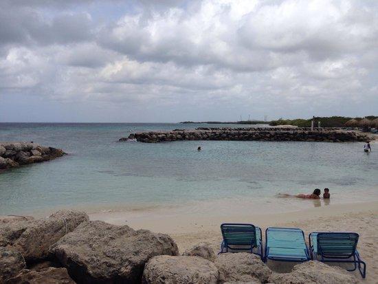 De Palm Island: Piscina natural