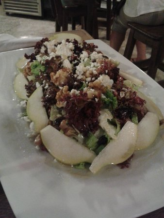 Gourmet Shop Assho: salada de nozes - maravilhosa