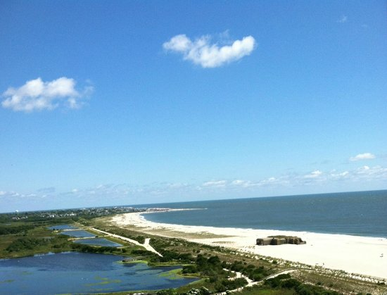 Cape May Lighthouse : A view from the top