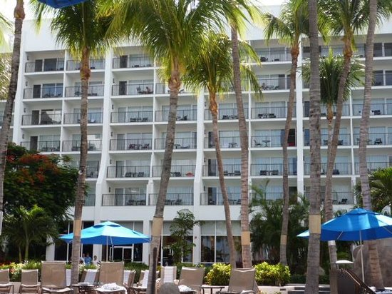 Aruba Marriott Resort & Stellaris Casino: Great weather