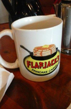 Flapjacks Pancake Cabin: Coffee