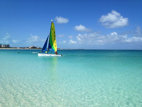 Club Med Turkoise, Turks & Caicos : plage