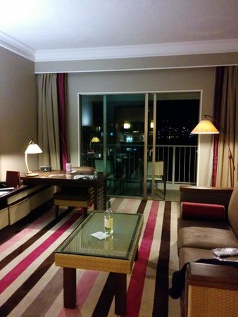 Sheraton Laguna Guam Resort: suite