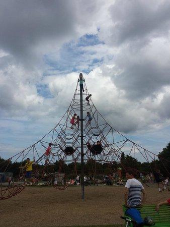 Marley Park Playground, Rathfarnham