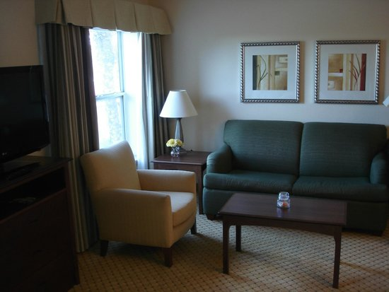 Residence Inn Tucson Airport: Sofabed area