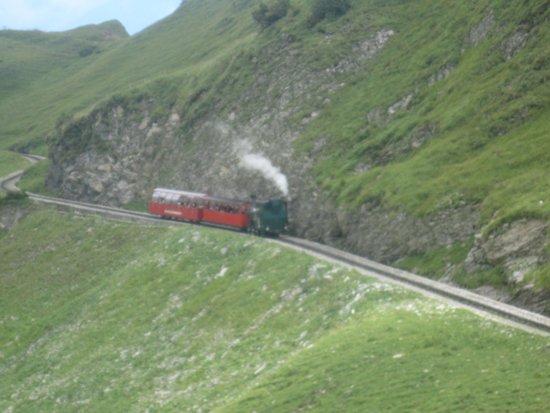Brienz Rothorn Bahn : Rothorn Train