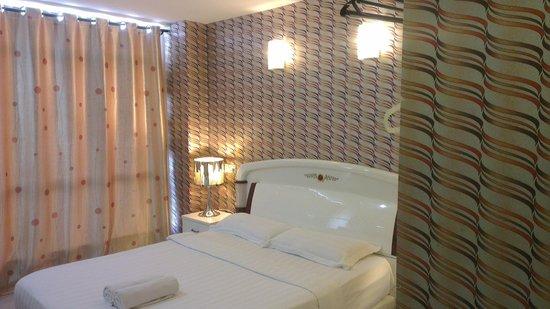 Hotel de Art: Room