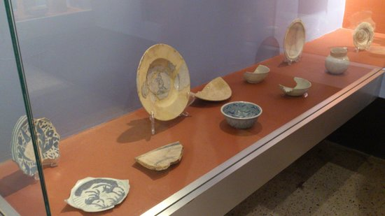 Museo Panama Viejo: Reliquias 1