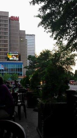 Omni Atlanta Hotel at CNN Center: Dining near Hotel
